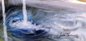 La sensibilité des aquarellistes, une chronique de Joëlle Thirion