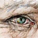 Les yeux dans le portrait